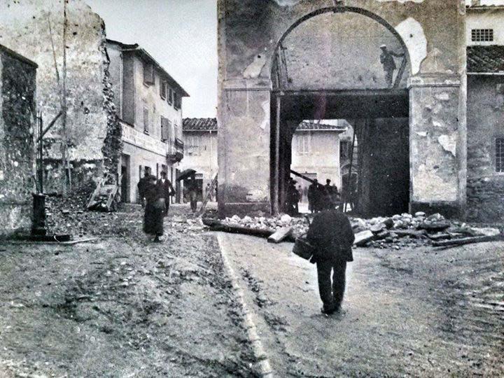 Bastione thyrion e la vecchia porta al borgo blog di - La vecchia porta ...